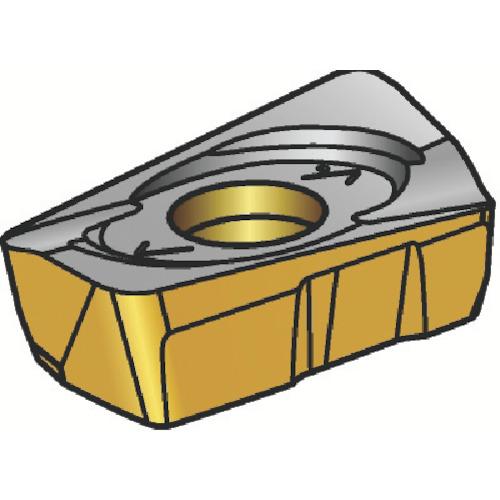 SANDVIK(サンドビック) コロミル390用チップ 1025 COAT 10個 R390-18 06 20H-PL 1025