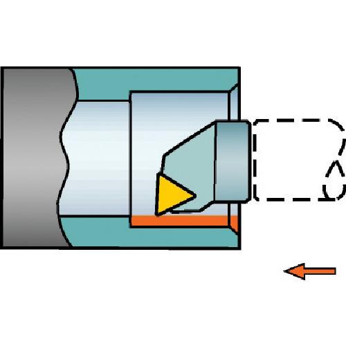 サンドビック コロターンSL コロターン107用カッティングヘッド R579.0C-504035-16