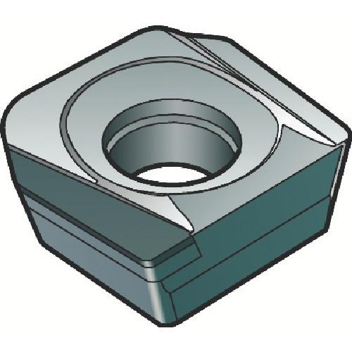 サンドビック コロミル590用ダイヤモンドワイパーチップ CD10 5個 R590-1105H-RC2-NW CD10