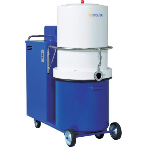 【直送】【代引不可】リョウセイ 掃除機 3.7kW 80Lバケツ 乾湿両用・大容量タイプ RA-3805L