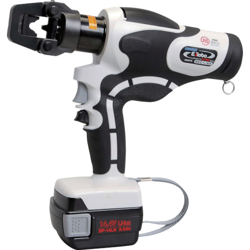 泉精器(イズミ) 充電式油圧式圧着工具 REC-LI60S