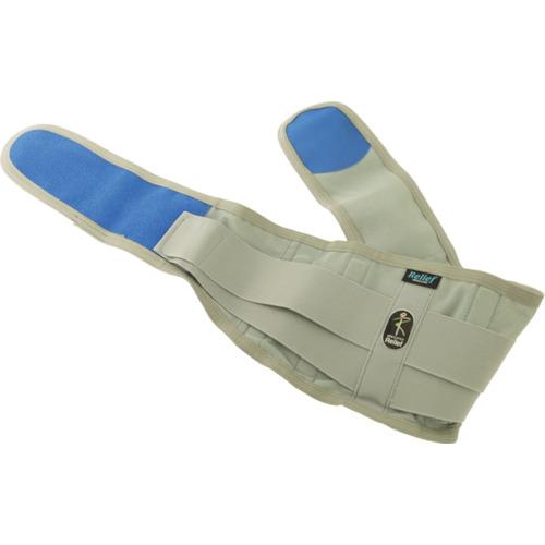 ミドリ安全 腰部保護ベルト スーパーリリーフ Lサイズ RELIEF-L