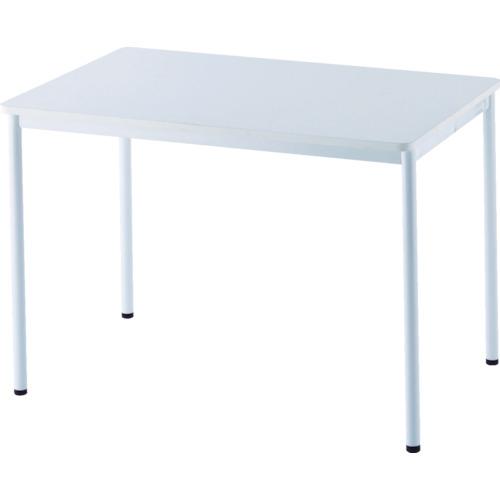 アールエフヤマカワ RFシンプルテーブル W1000XD700 ホワイト RFSPT-1070WH
