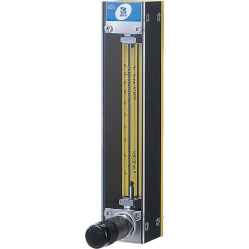 コフロック 流量計精密ニードルバルブ付 RK1200-SS-2-1