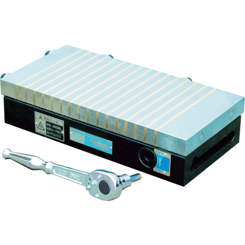 【直送】【代引不可】カネテック 切削用角型永磁チャック RMA-1530A