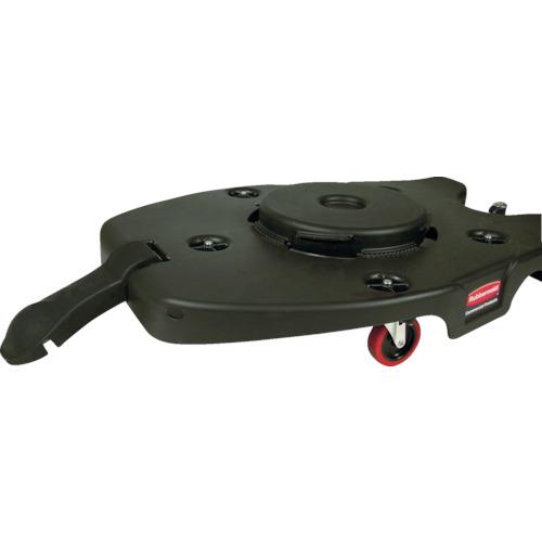 ラバーメイド ブルートコンテナ用連結式ドーリー ブラック 265107