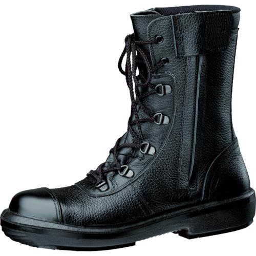 ミドリ安全 高機能防水活動靴 静電 24.0cm RT833F-B-P4CAP-S 24.0
