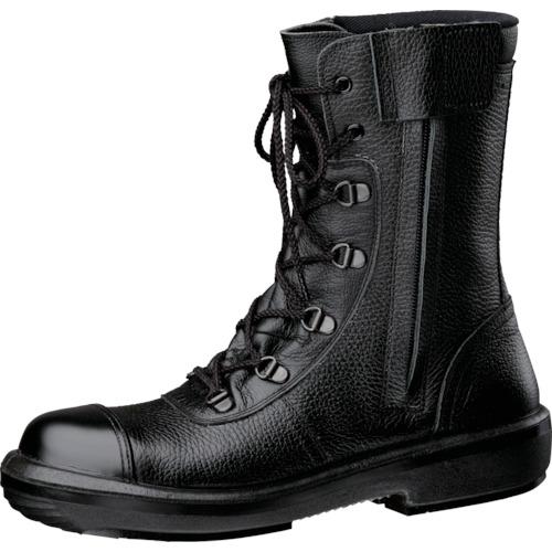 ミドリ安全 高機能防水活動靴 静電 27.5cm RT833F-B-P4CAP-S 27.5