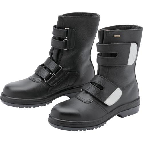 ミドリ安全 ゴアテックス 安全靴 ラバーテック RT935防水反射 25.0cm RT935BH-25.0