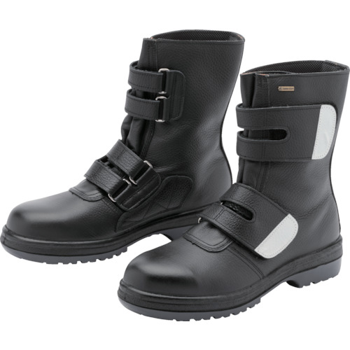ミドリ安全 ゴアテックス 安全靴 ラバーテック RT935防水反射 27.0cm RT935BH-27.0