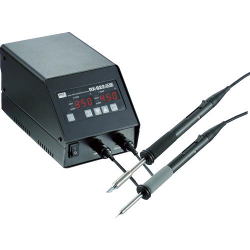 goot/グット(太洋電機産業) 鉛フリー用2本接続温調はんだこて RX-822AS