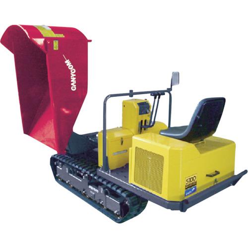 【直送】【代引不可】CANYCOM(キャニコム) 土木建設機械プンダ(990kg積載 回転) S100KZCB4