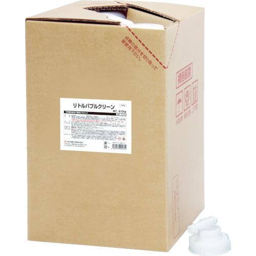 【直送】【代引不可】SYK(鈴木油脂工業) リトルバブルクリーン 20kg S-2773