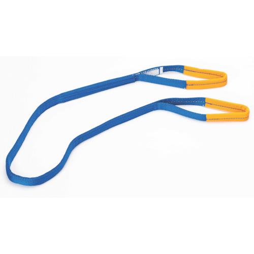 シライ(東レインターナショナル) シグナルスリング 両端アイ形 幅100mm 長さ3.0m S3E-100X3.0