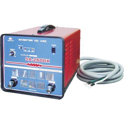 【直送】【代引不可】スワロー電機 インバーター直流溶接機 単相200V SA-260DX
