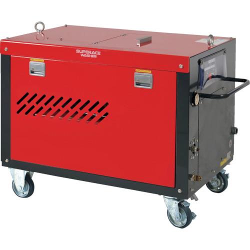 【直送】【代引不可】スーパー工業 モーター式高圧洗浄機(超高圧型) SAL-1450-2 60HZ