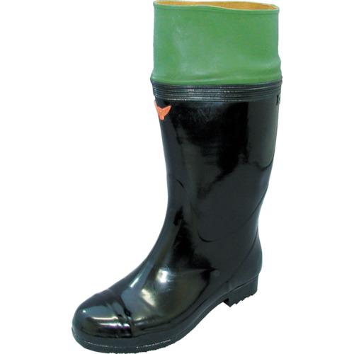SHIBATA(シバタ工業) 安全作業軽半長靴 18型 25.5 SB614-25.5