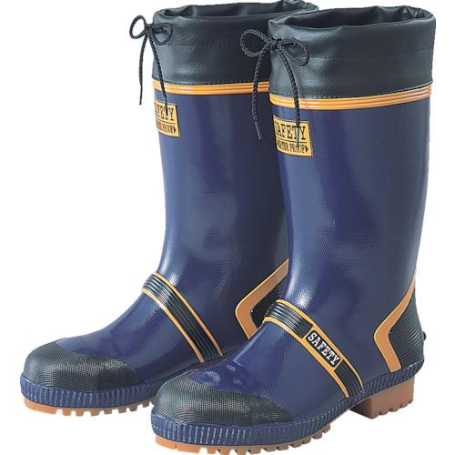福山ゴム工業 安全長靴 ジョルディックセフティーDX(先芯入) 23.5cm SCDX-23.5
