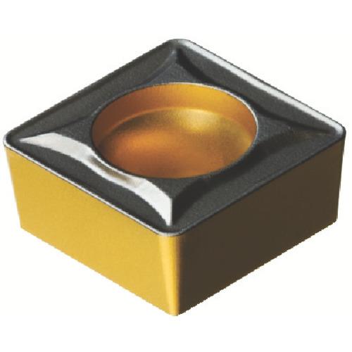 SANDVIK(サンドビック) コロターン107 旋削用ポジ・チップ COAT 10個 SCMT 12 04 08-PR
