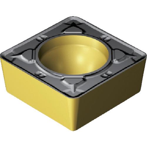 サンドビック コロターン107 旋削用ポジ・チップ 4215 10個 SCMT 12 04 12-PR 4215