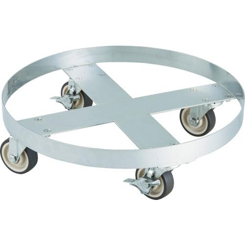 正規 【直送】【】TRUSCO(トラスコ) NU車輪 SUS304 200L 店 ドラム缶台車 ステン金具 SD-200-SNU:工具屋のプロ-DIY・工具