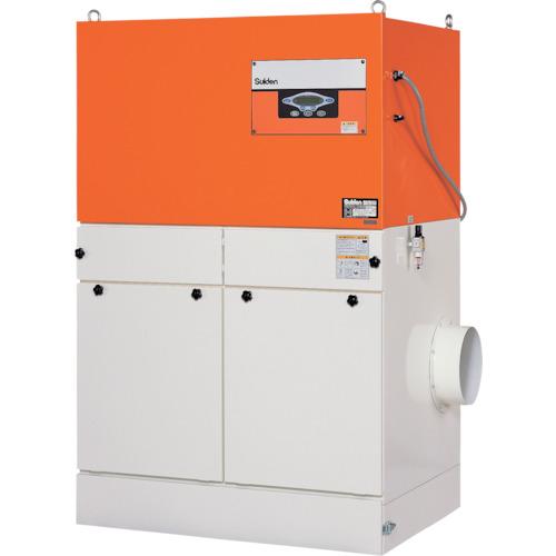 【直送】【代引不可】スイデン(Suiden) 集じん機(集じん装置) 自動塵落し 5.5kw 7.5馬力 60Hz SDC-L5500BP3-6