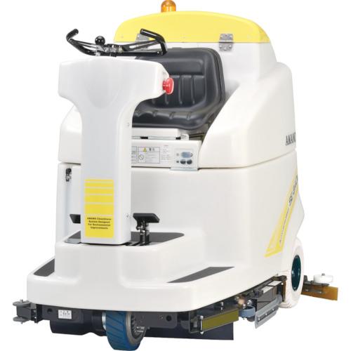 【直送】【代引不可】アマノ 床洗浄機 搭乗式 クリーンバーニー SE-840E