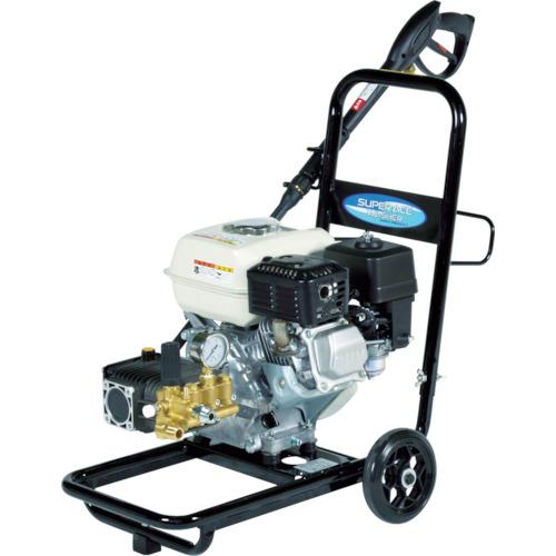 【直送】【代引不可】スーパー工業 エンジン式高圧洗浄機 SEC-1013-2N