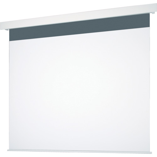 【直送】【代引不可】OS(オーエス) 120型 電動巻上げ式スクリーン ワイド・エコマーク認定 SEP-120WF-MRW1-ESECO