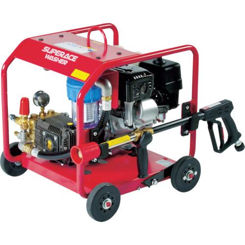 【直送】【代引不可】スーパー工業 エンジン式 高圧洗浄機 SER-2308-5