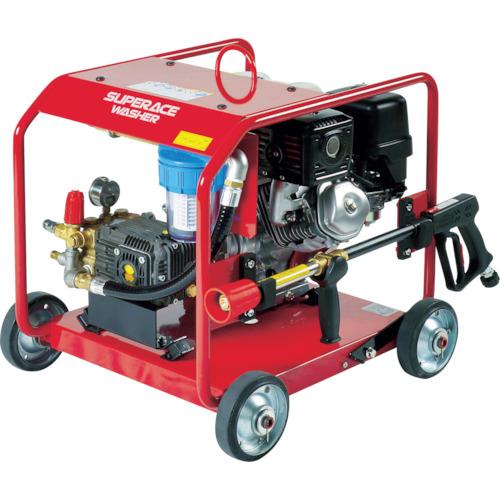 【直送】【代引不可】スーパー工業 エンジン式 高圧洗浄機 SER-3010-5