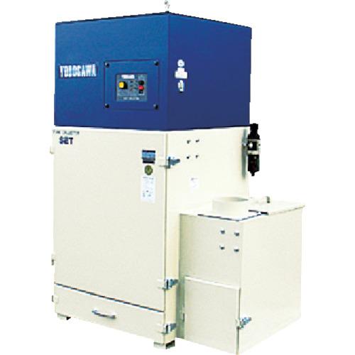 【直送】【代引不可】淀川電機 溶接ヒューム用集塵機(1.5kW) 50Hz SET1500TEC-50HZ