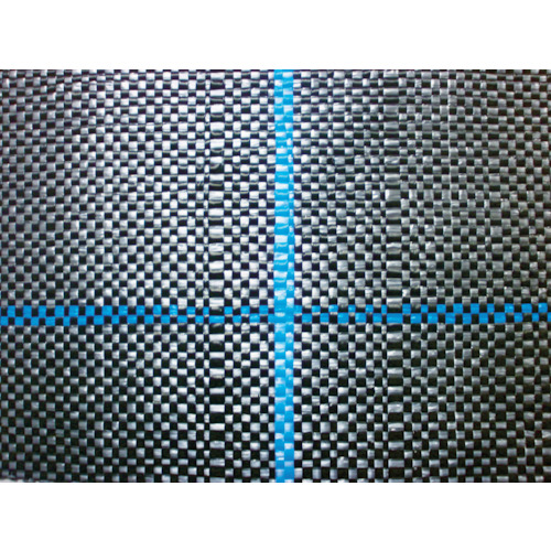 【直送】【代引不可】日本ワイドクロス 防草シート 4X100m シルバーグレー SG1515-4X100