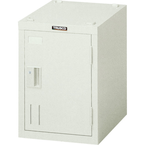 TRUSCO(トラスコ) ミニロッカー 1人用 300X400XH440 シリンダ錠式 SHG1A