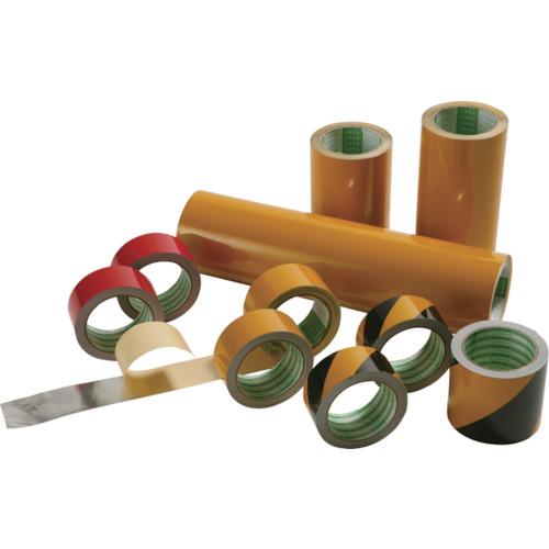 日東エルマテリアル 粗面反射テープ 200mmx10m 黄/黒 SHT-200YB