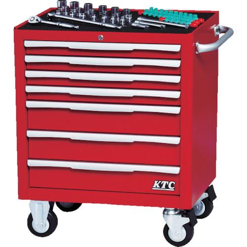 【直送】【代引不可】KTC(京都機械工具) ハイメカツールセット 431点組 レッド SK8301AR