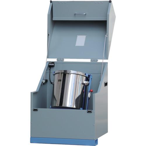 ミスギ 混合・攪拌機 まぜまぜマン(エア駆動式・防爆対応型) 専用ステンレス缶20L用 SKB-50TC-L