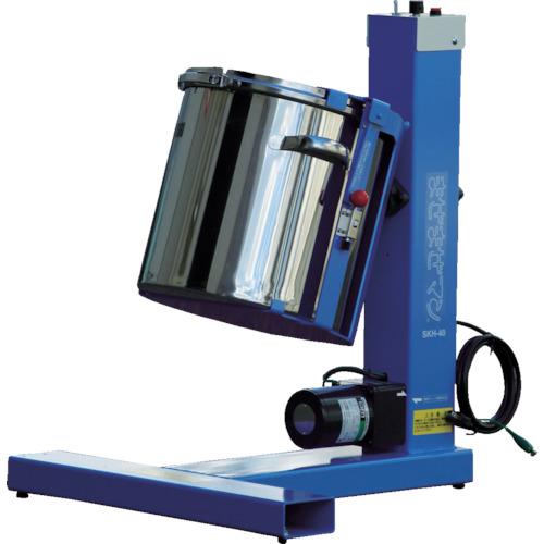 ミスギ 混合・攪拌機 まぜまぜマン(電気駆動式) 専用ステンレス缶20L用 SKH-40CX