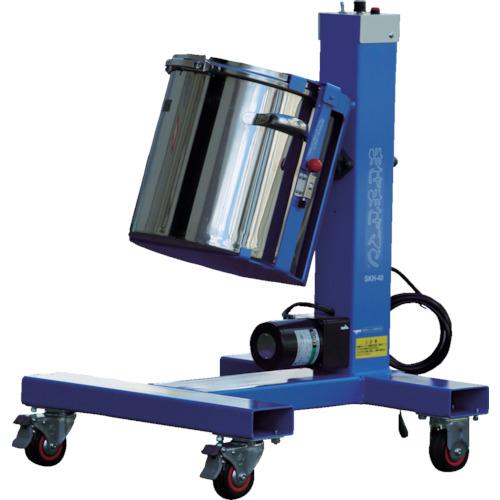 ミスギ 混合・攪拌機 まぜまぜマン(電気駆動式) 専用ステンレス缶20L用 SKH-40CX-K