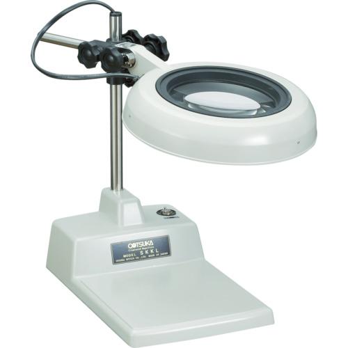 オーツカ光学 LED照明拡大鏡 2X スタンド型 SKKL-BX2