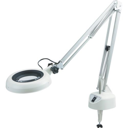 【楽天カード分割】 LED照明拡大鏡 2X SKKL-FX2:工具屋のプロ オーツカ光学 店 アーム型-DIY・工具