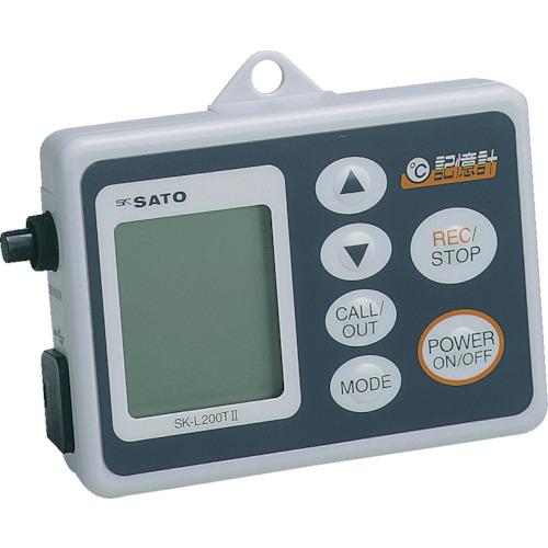 佐藤計量器製作所 データロガー(温度) SK-L200T2