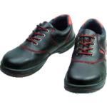 シモン(Simon) 安全靴 短靴 SL11-R黒/赤 24.5cm SL11R-24.5