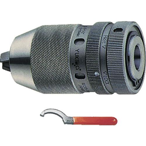 ユキワ精工 スーパーキーレスドリームチャック ジャコブステーパSLC-13 0.5~13.0mm SLC13-J6