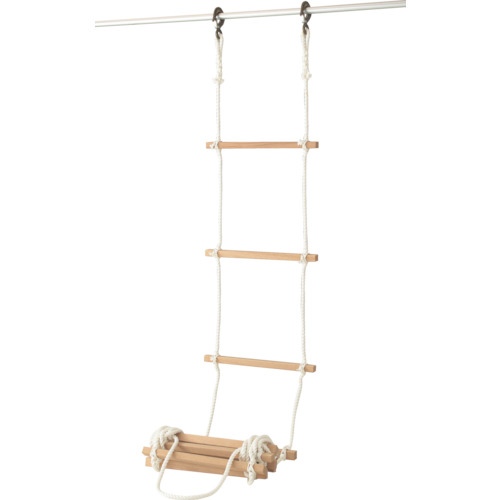 高木綱業 避難用ロープはしご 5m 29-0101