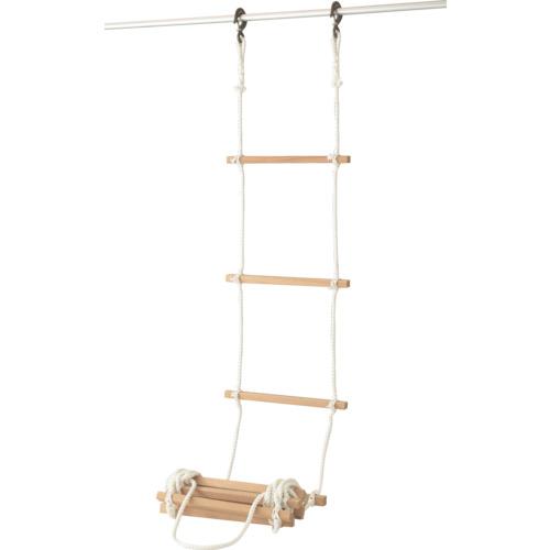 【直送】【代引不可】高木綱業 避難用ロープはしご 7m 29-0102