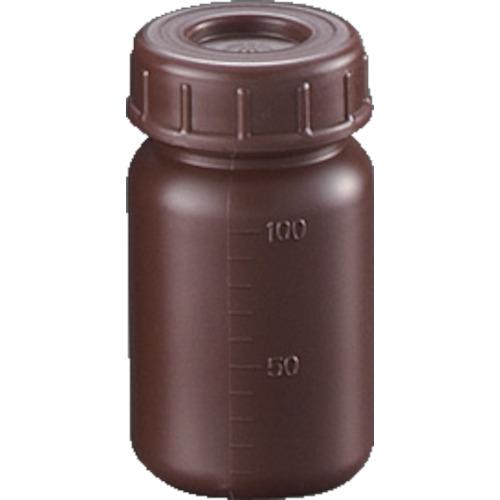 サンプラテック PE広口遮光瓶 100ml 2910