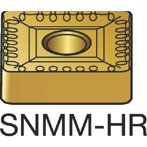 サンドビック T-Max P 旋削用ネガ・チップ 4235 10個 SNMM190616-HR 4235