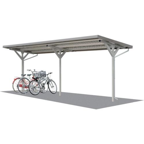 【直送】【代引不可】タクボ(田窪工業所) 自転車置場 連結型 間口2750 SP103J-L