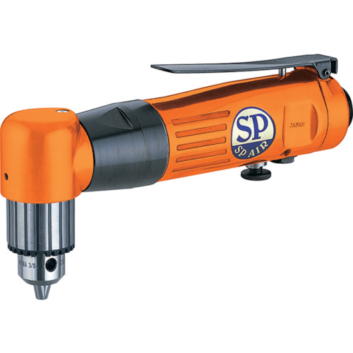 SP(エス.ピーエアー) エアードリル 10mm 正逆回転機構付 SPD-51AH
